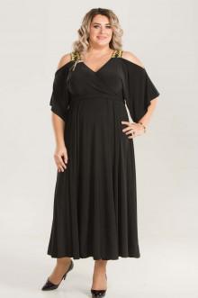 Платье 657 Luxury Plus (Черный)